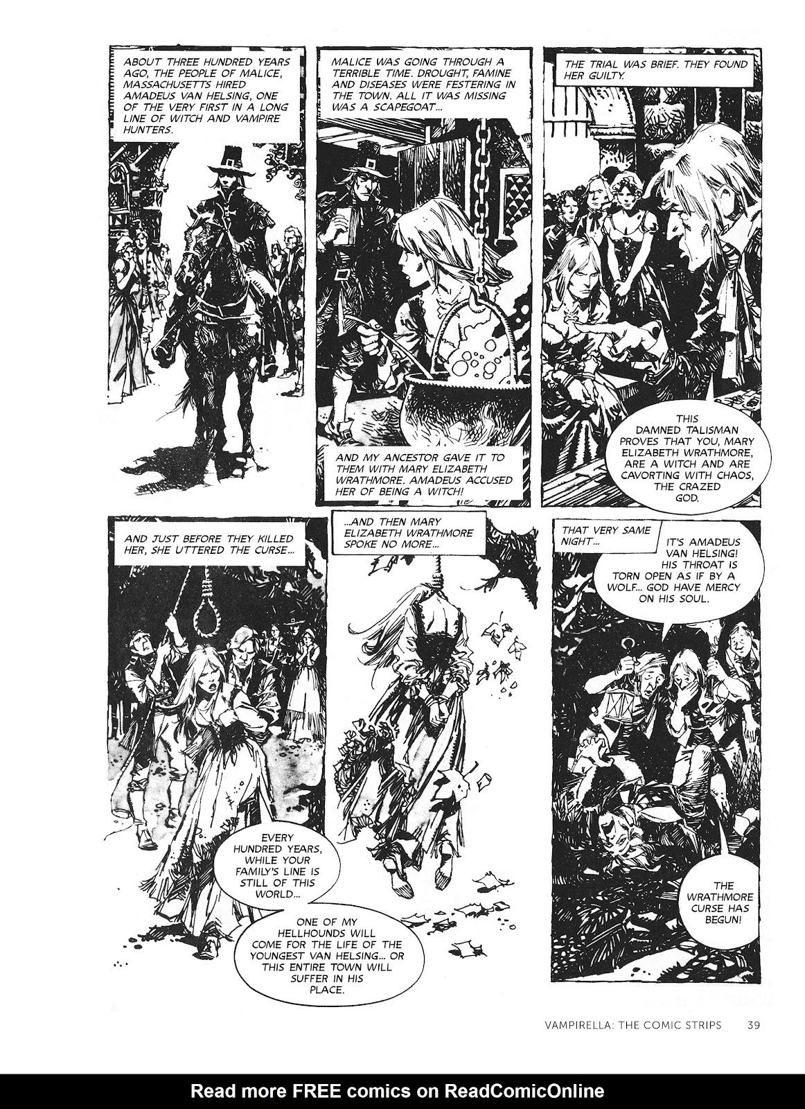 Read online The Art of Jose Gonzalez comic -  Issue # TPB (Part 1) - 40