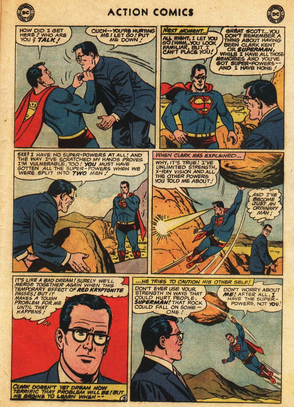 Action Comics (1938) 293 Page 3