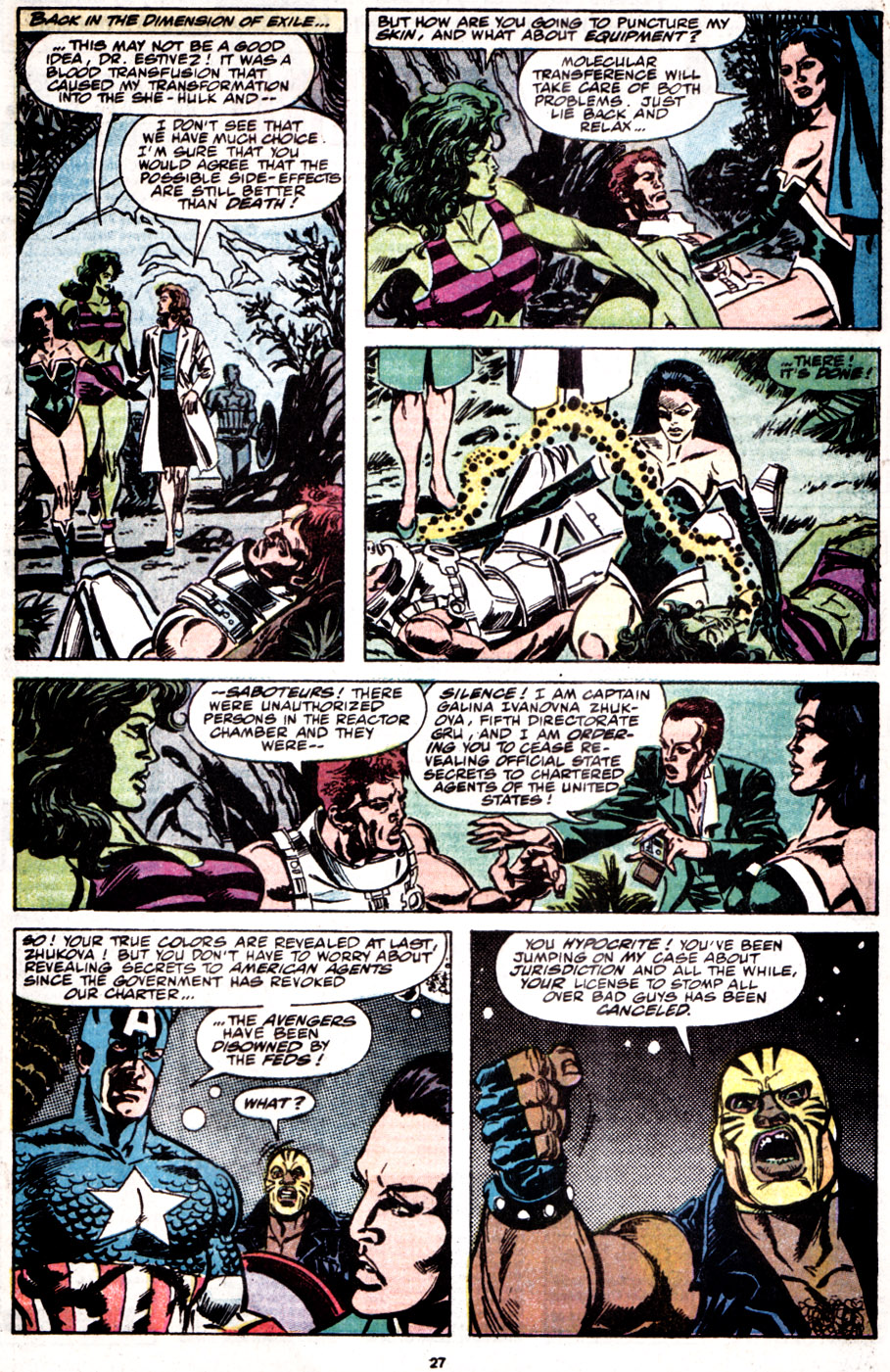 The Avengers (1963) 327 Page 20