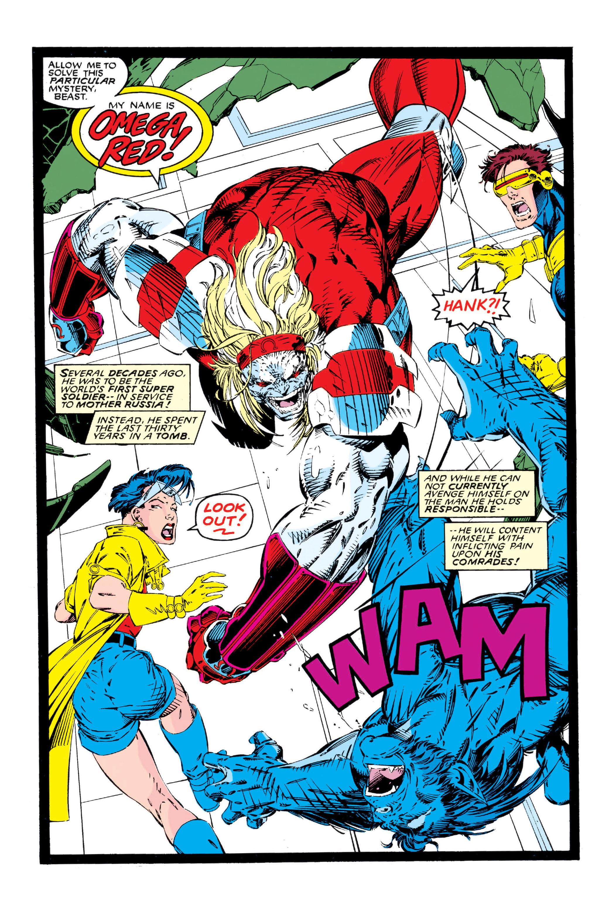 X-Men (1991) 6 Page 2
