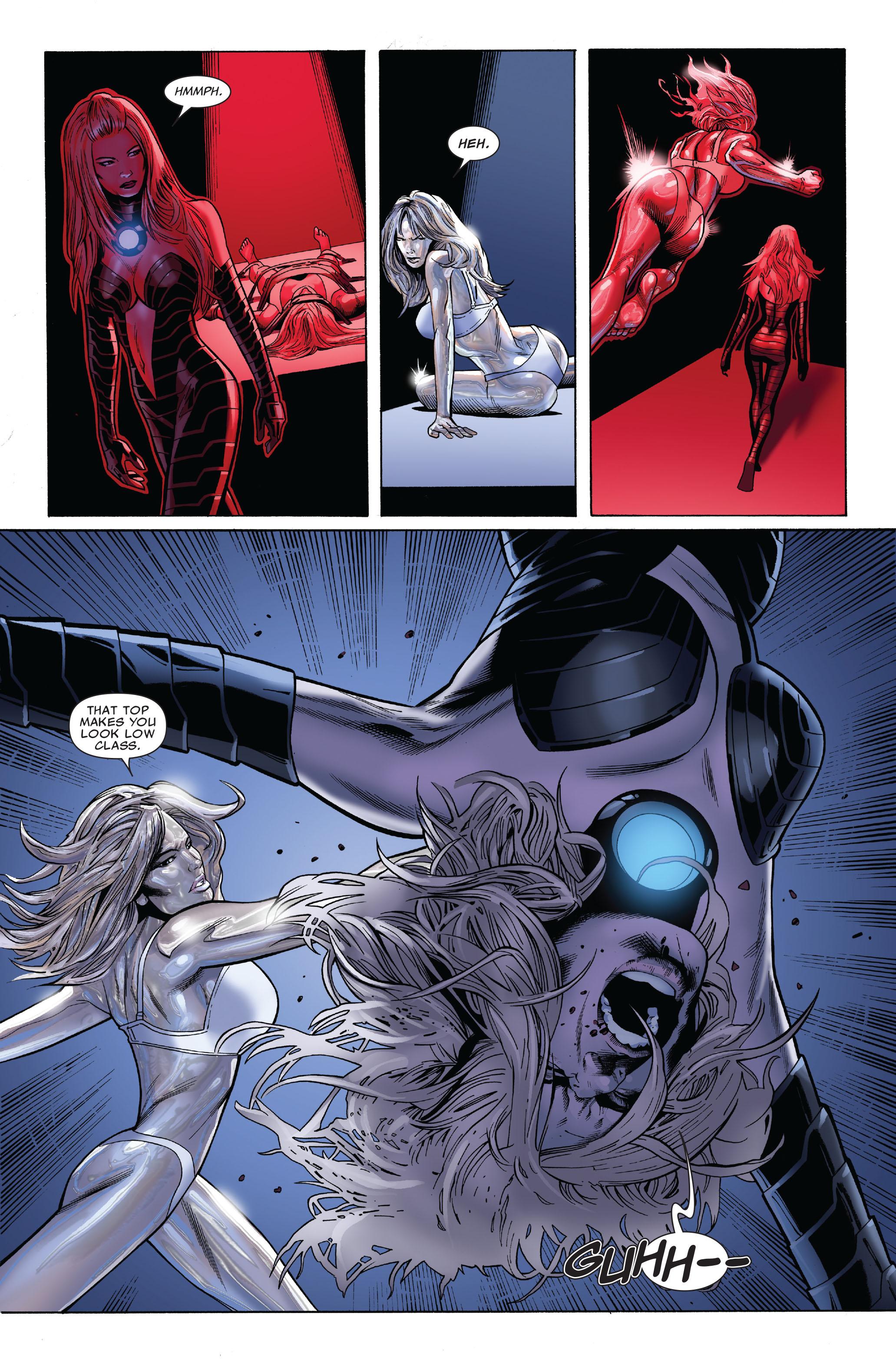 Read online Uncanny X-Men (1963) comic -  Issue #510 - 10