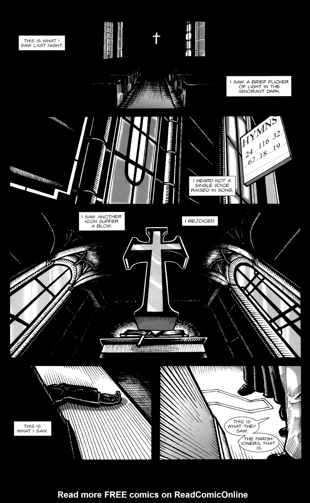 Warrior Nun Areala:  Dangerous Game Issue #1 #1 - English 24