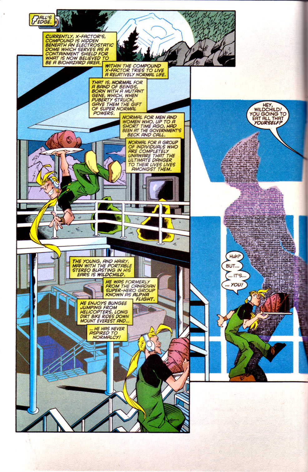 Read online X-Factor (1986) comic -  Issue #136 - 7