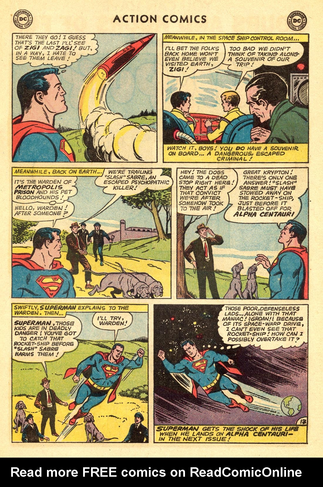 Read online Action Comics (1938) comic -  Issue #315 - 17