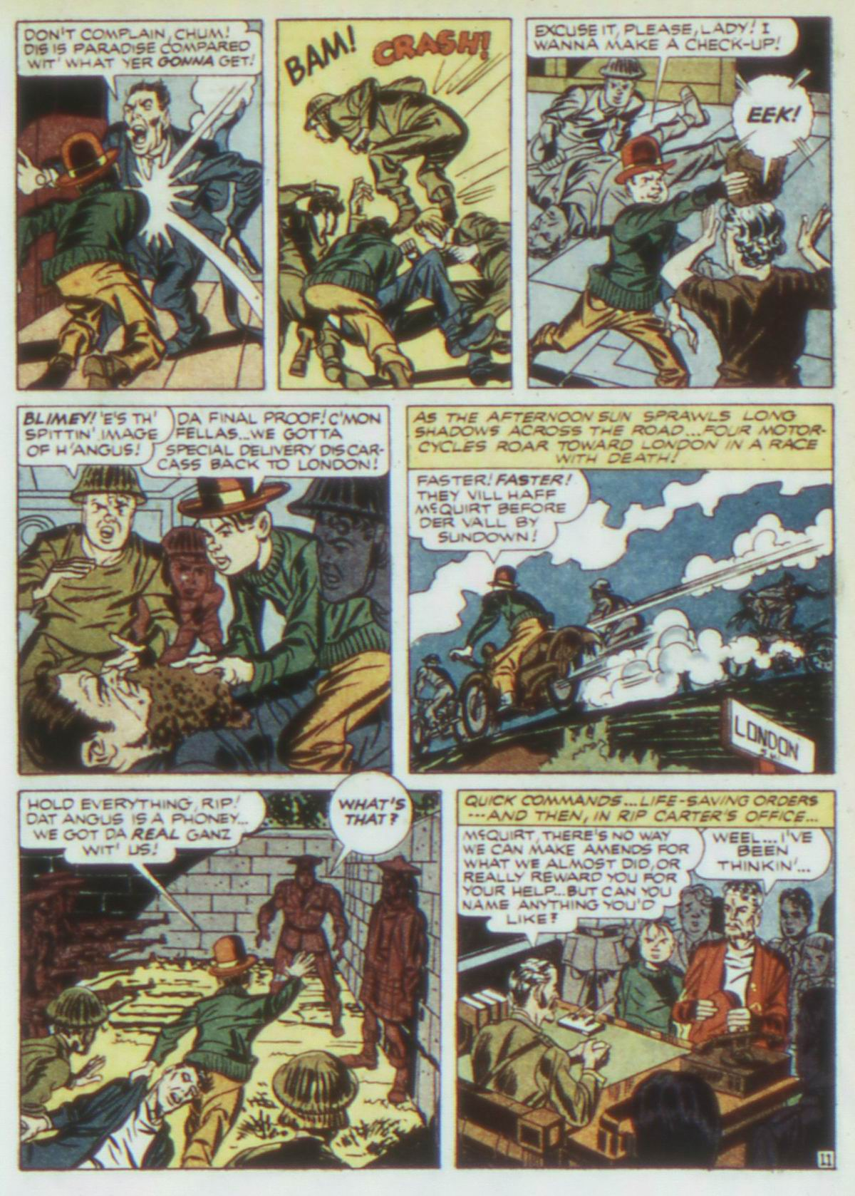 Read online Detective Comics (1937) comic -  Issue #75 - 27