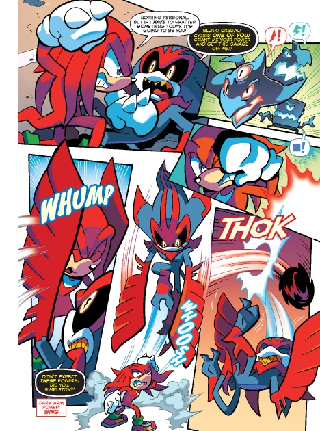 Read online Sonic Comics Spectacular: Speed of Sound comic -  Issue # Full - 245