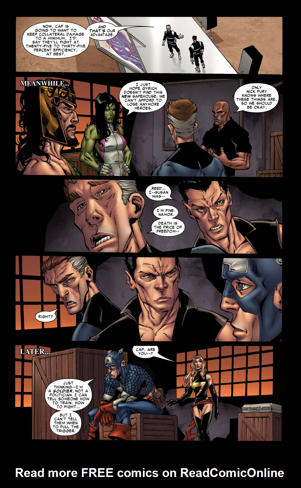 What If? Civil War issue Full - Page 18