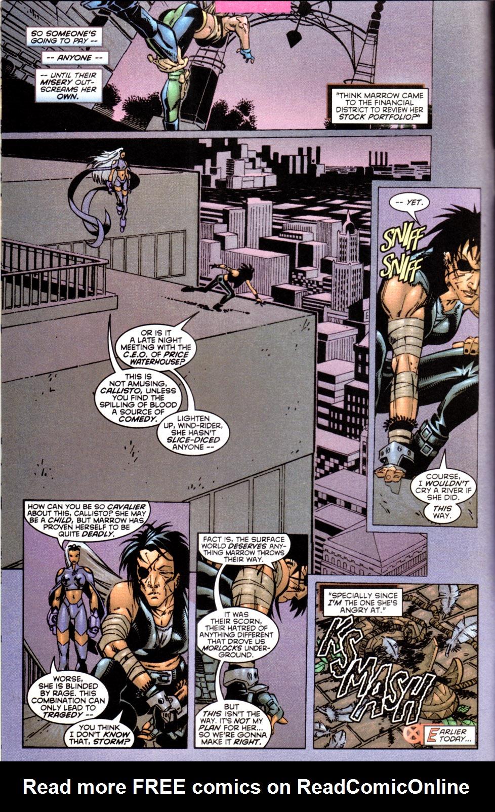 X-Men (1991) 79 Page 4