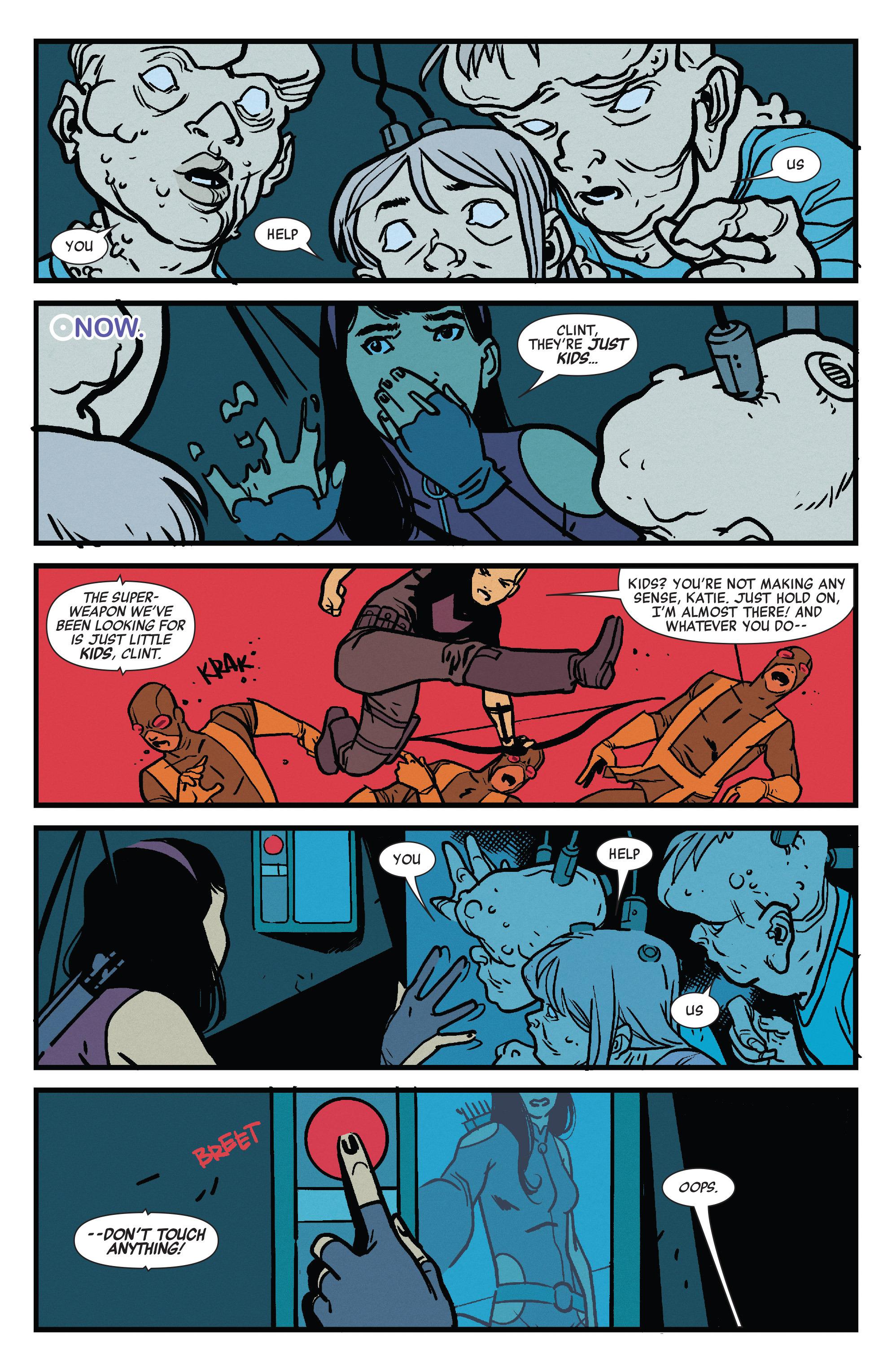 Read online All-New Hawkeye (2015) comic -  Issue #2 - 7