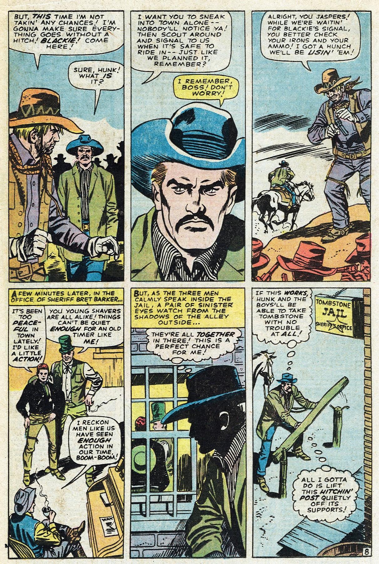 Read online Two-Gun Kid comic -  Issue #122 - 16