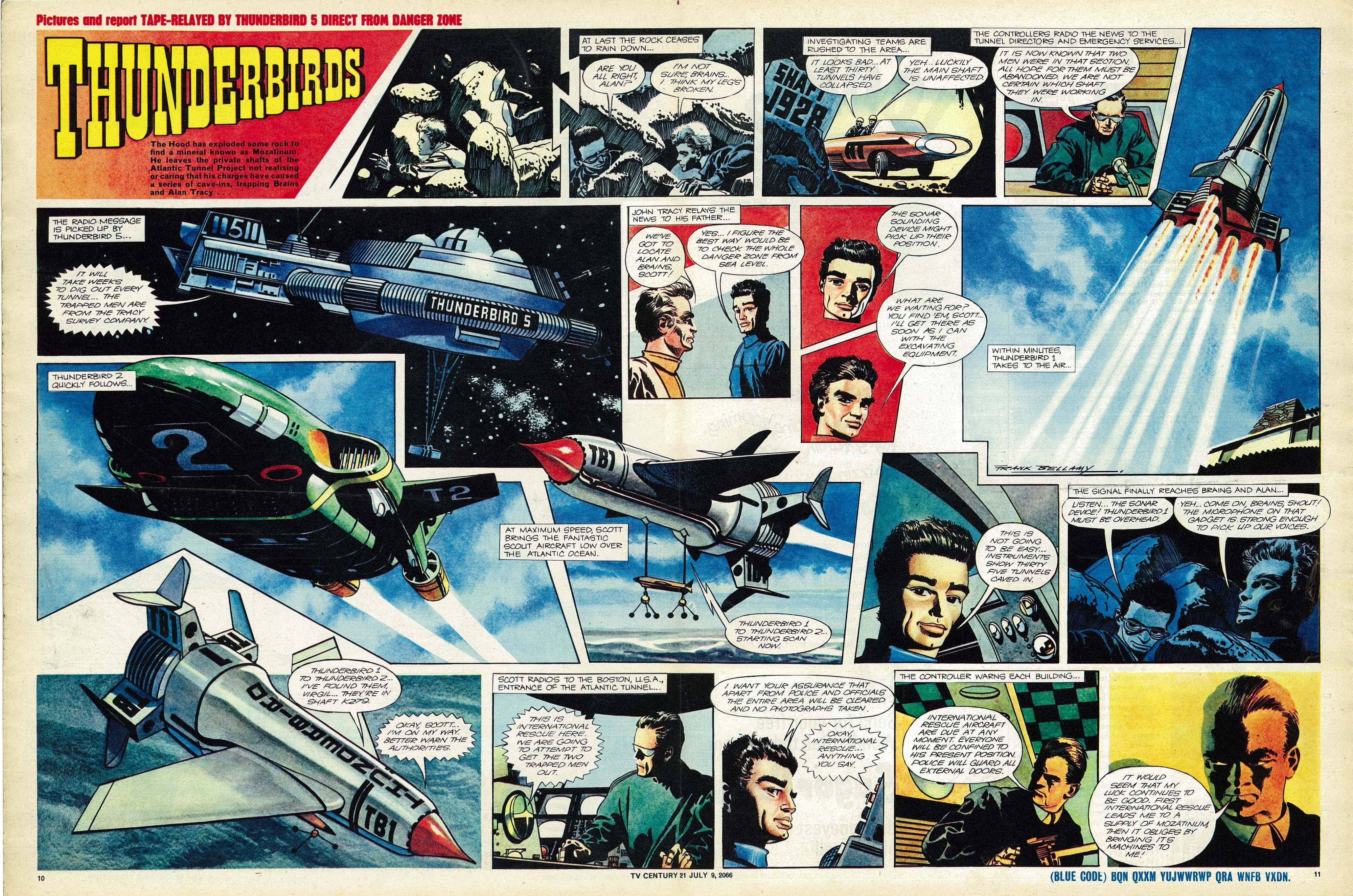 Read online TV Century 21 (TV 21) comic -  Issue #77 - 10