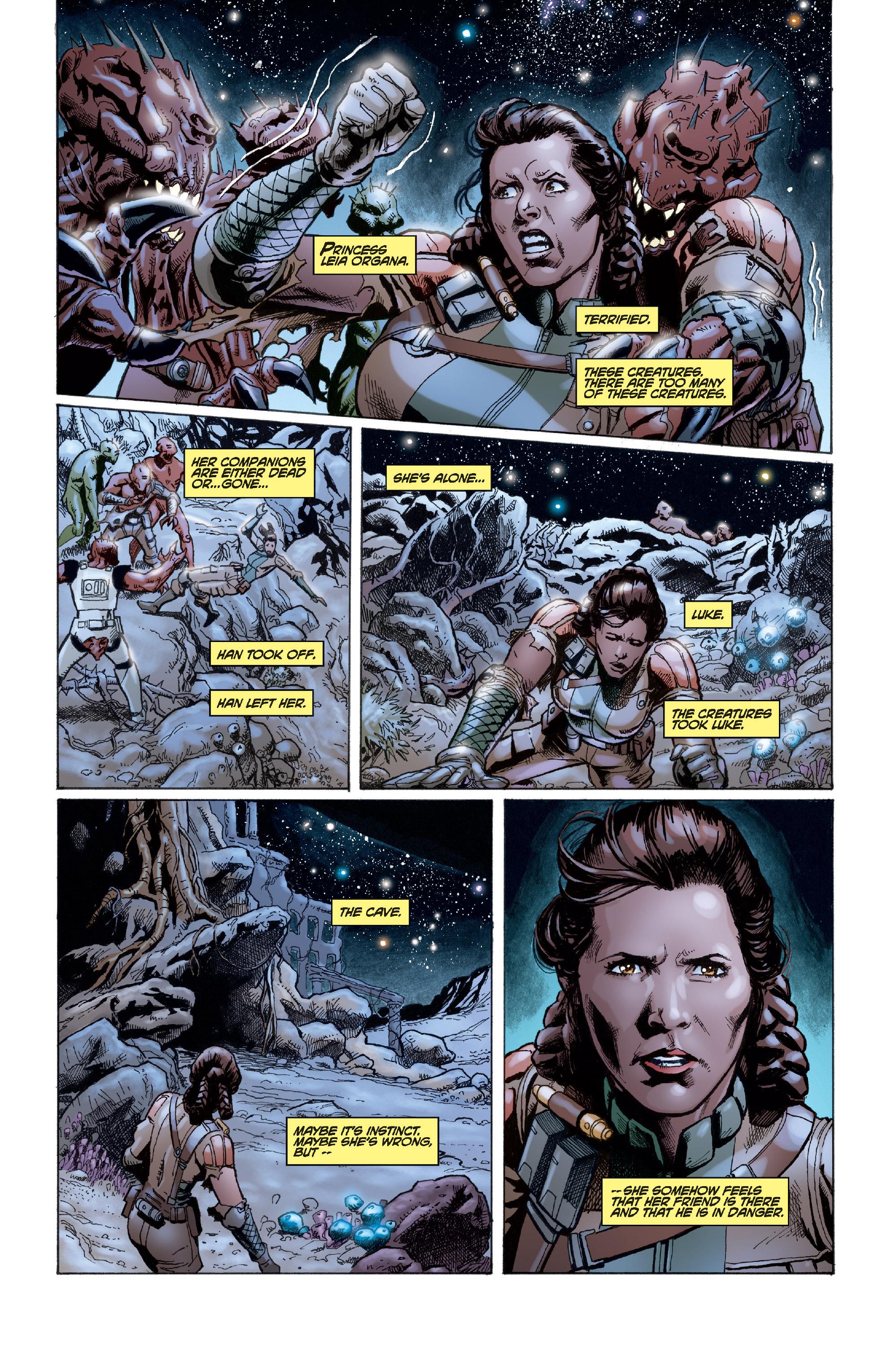 Read online Star Wars Omnibus comic -  Issue # Vol. 20 - 420