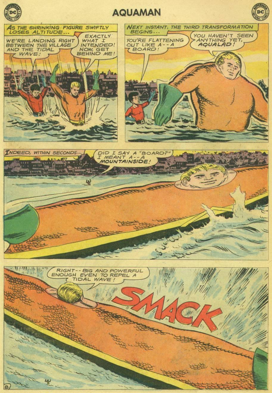 Read online Aquaman (1962) comic -  Issue #14 - 10
