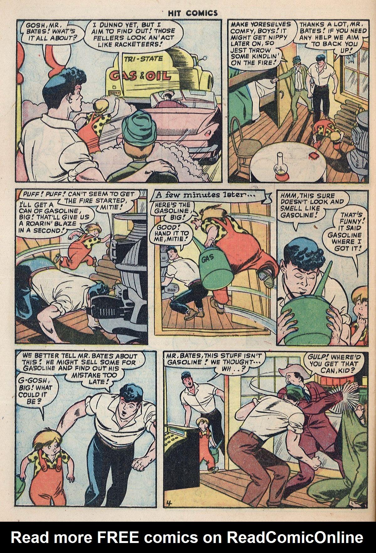 Read online Hit Comics comic -  Issue #55 - 48