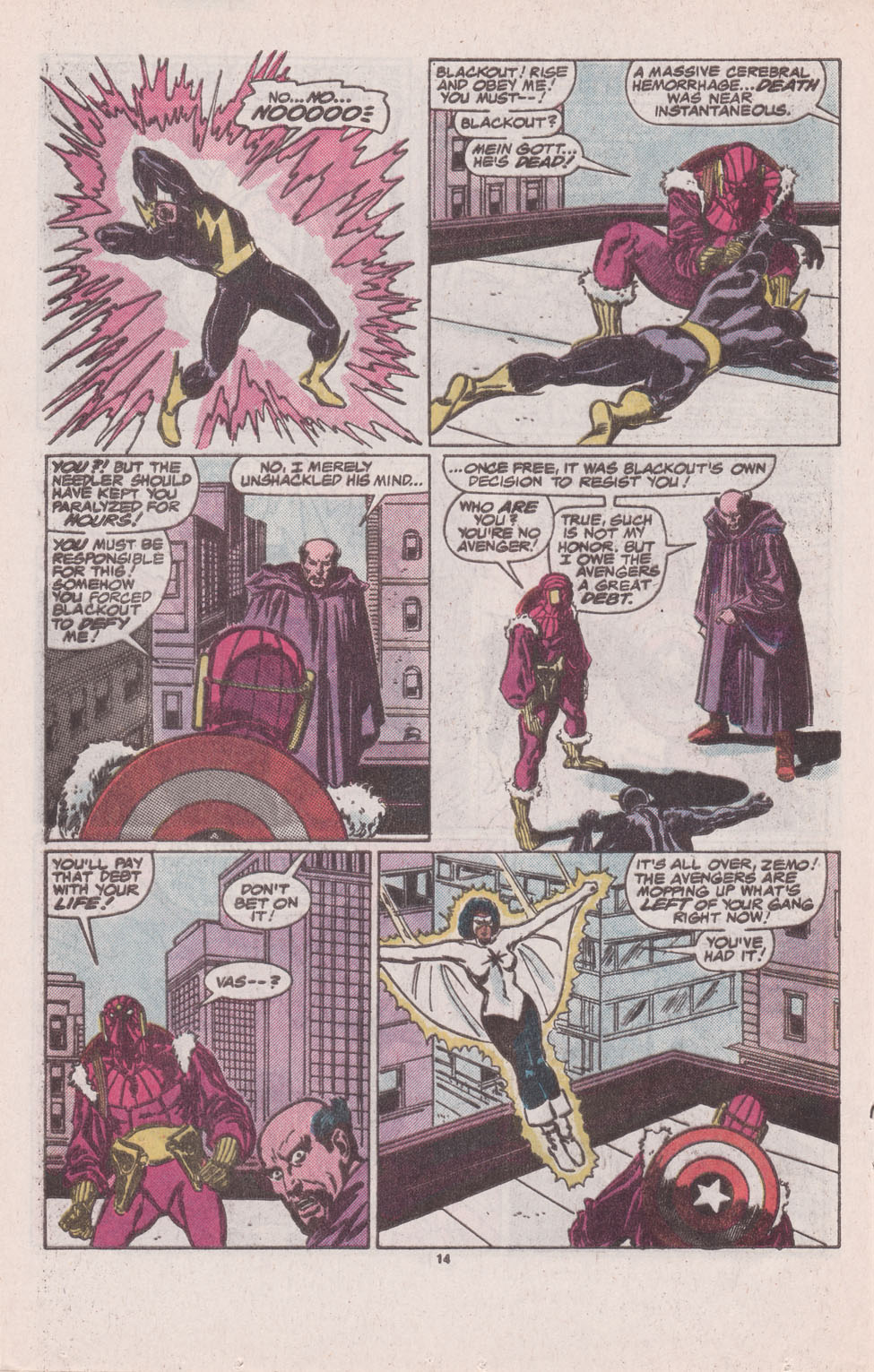 The Avengers (1963) 277 Page 14