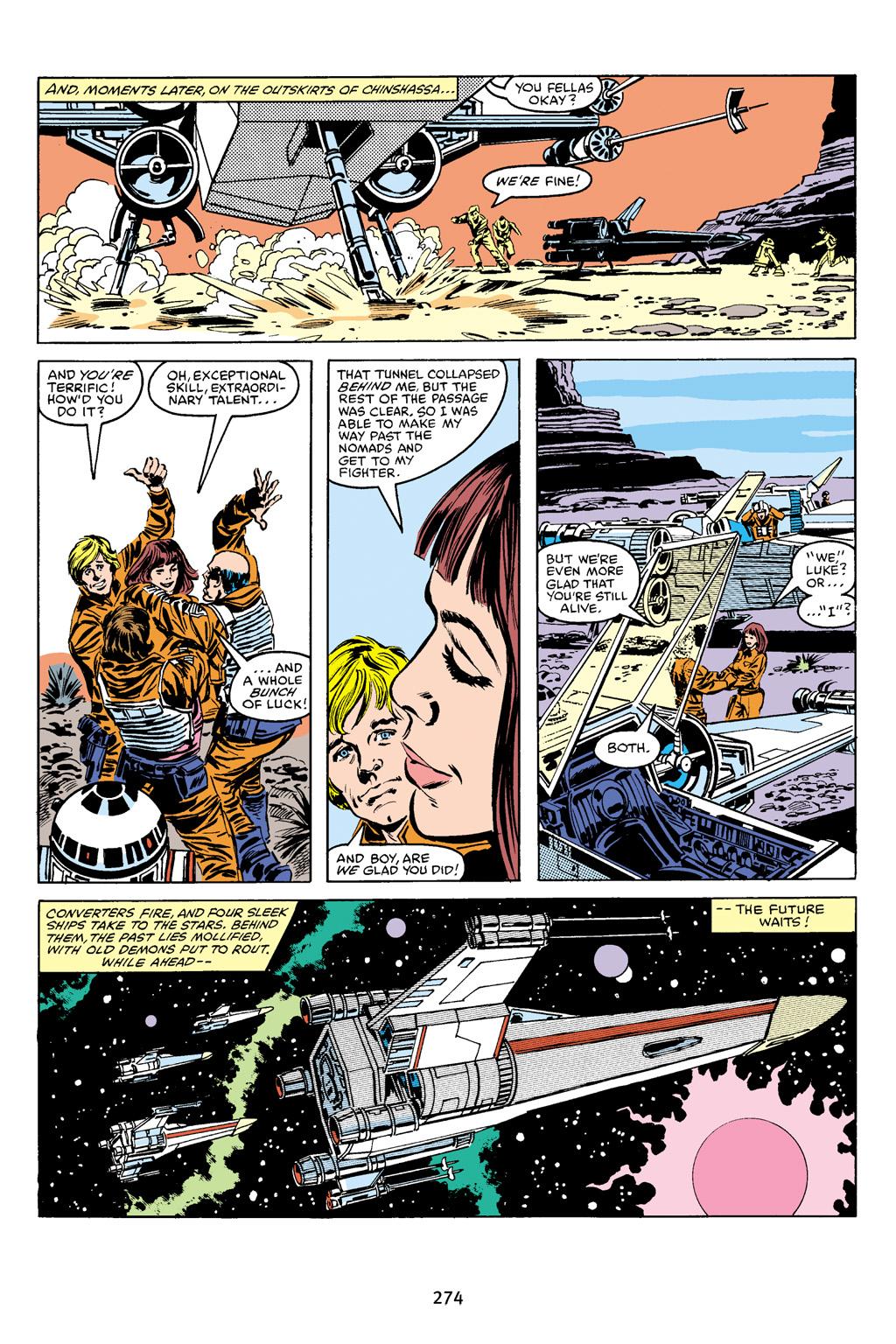 Read online Star Wars Omnibus comic -  Issue # Vol. 16 - 270