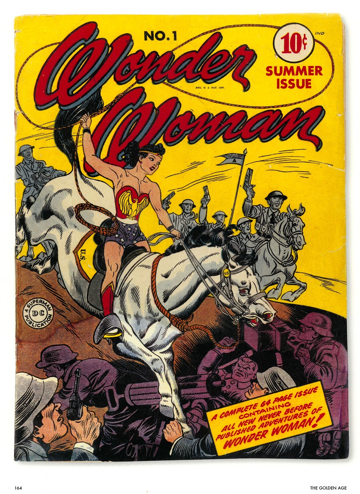 Read online 75 Years Of DC Comics comic -  Issue # TPB (Part 2) - 75