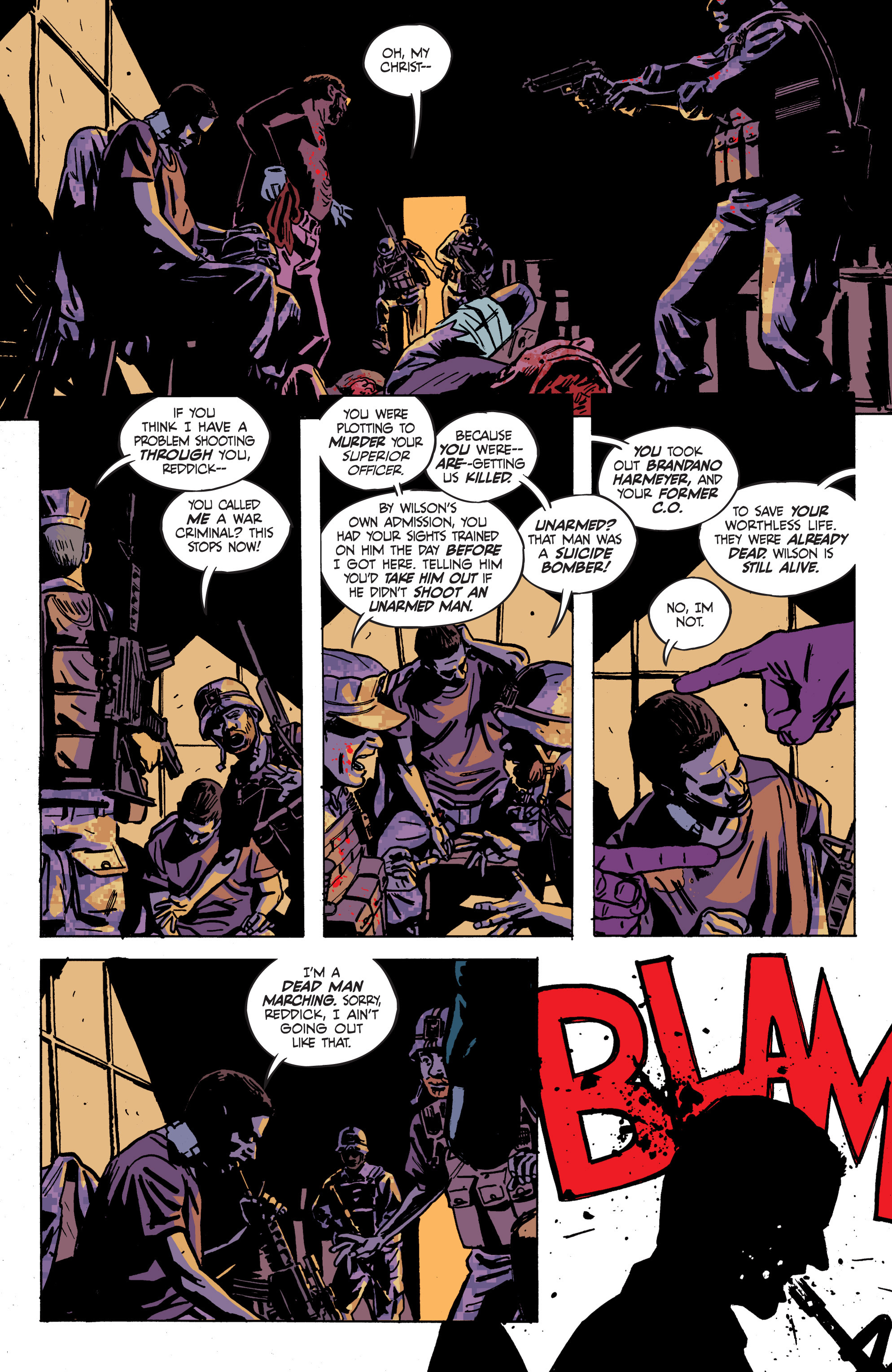 Read online Graveyard of Empires comic -  Issue # TPB - 75