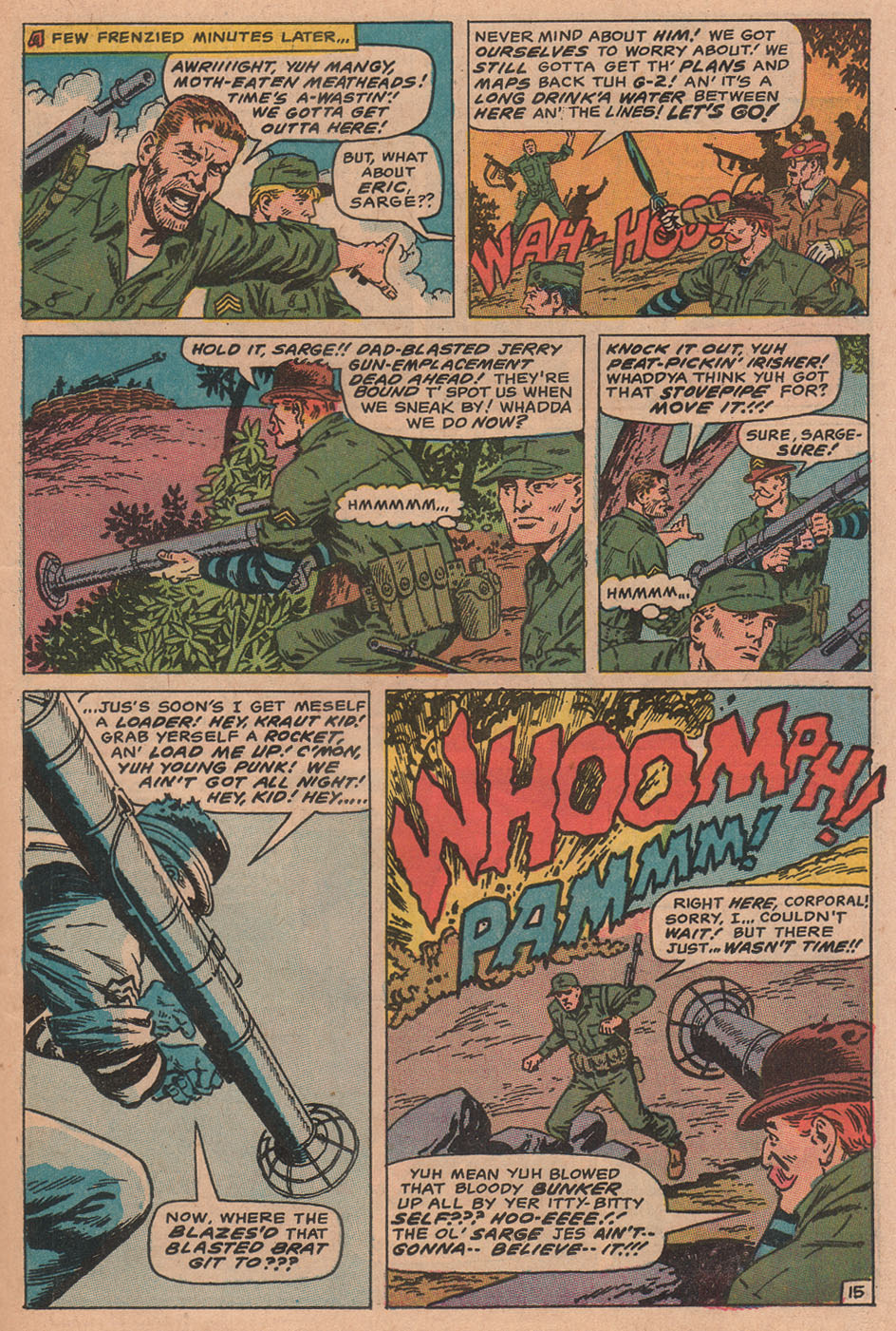 Read online Sgt. Fury comic -  Issue #77 - 23