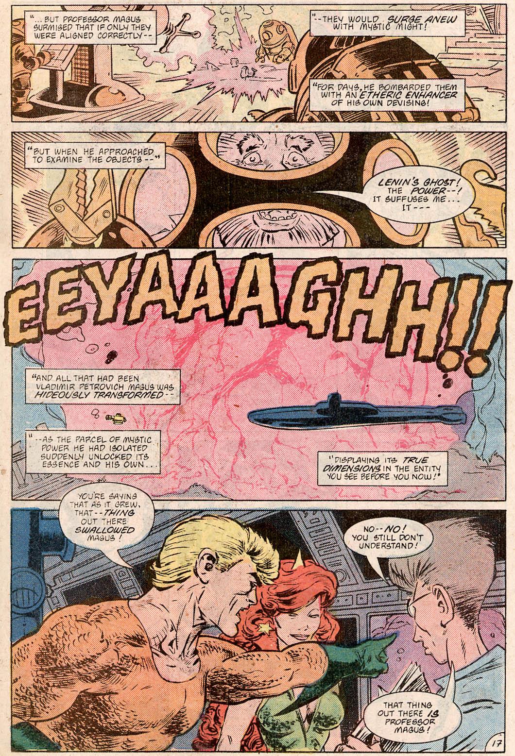 Read online Aquaman Special comic -  Issue #Aquaman Special Full - 19