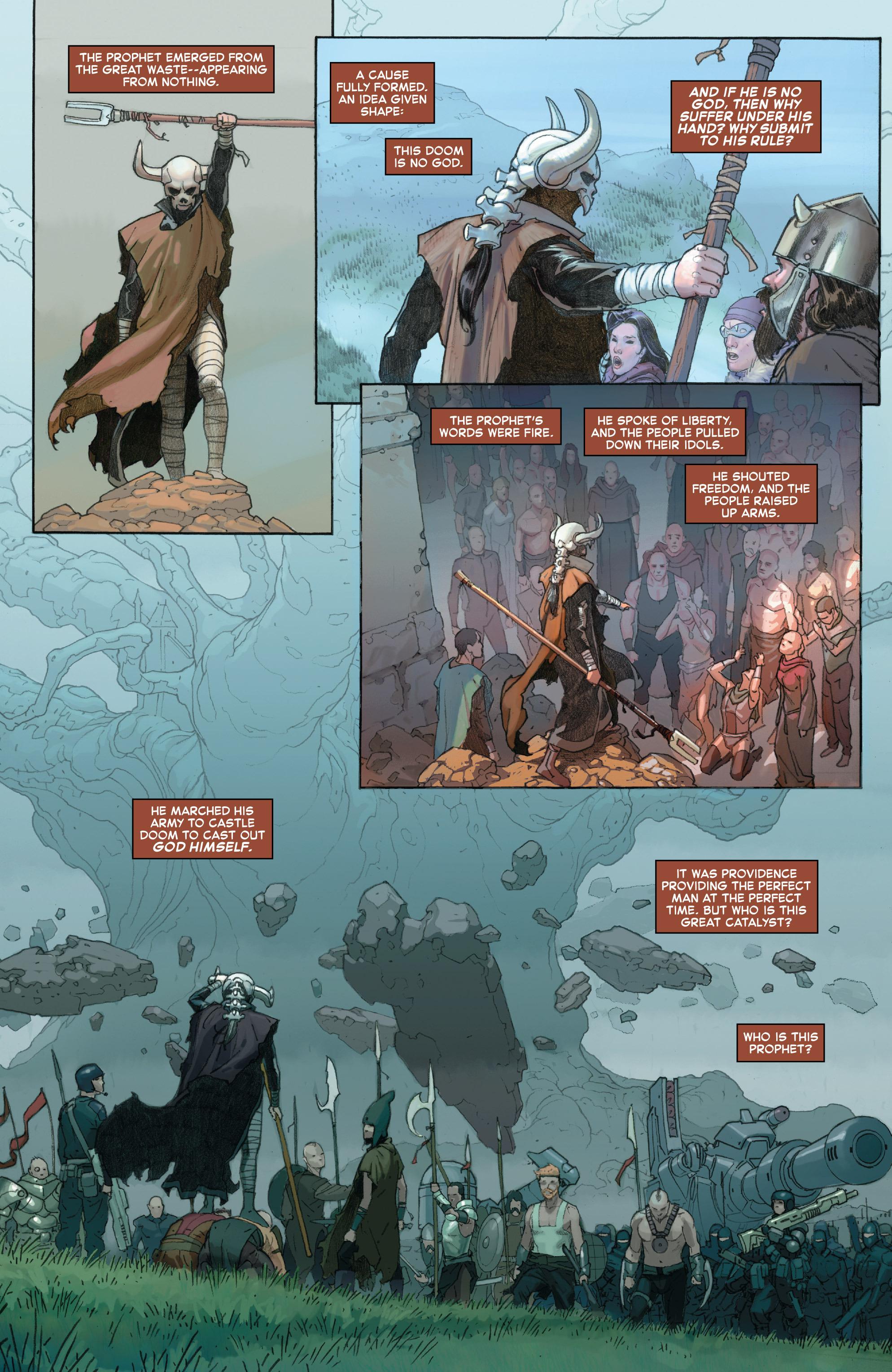 Read online Secret Wars comic -  Issue #7 - 2