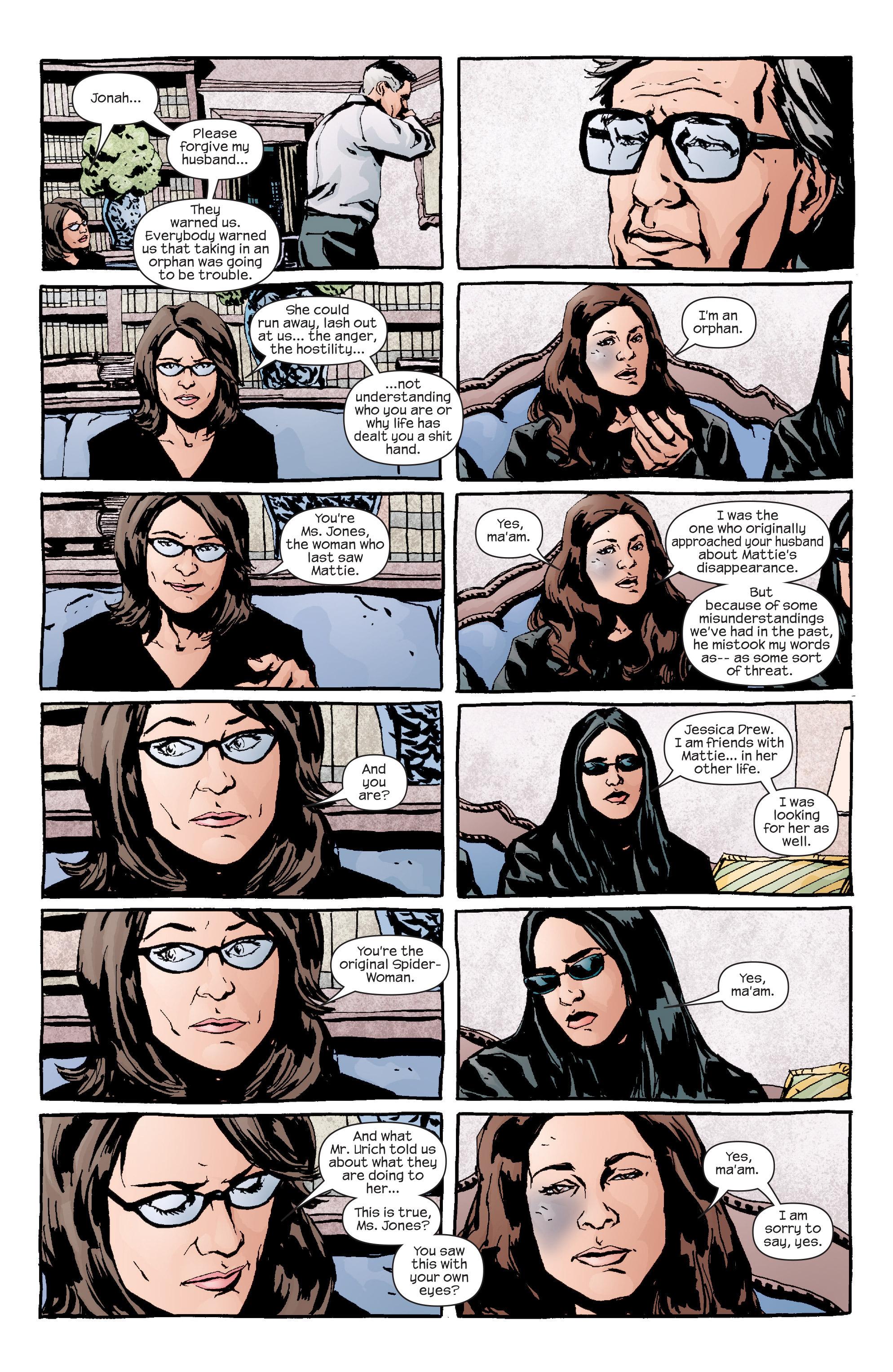 Read online Alias comic -  Issue #20 - 9