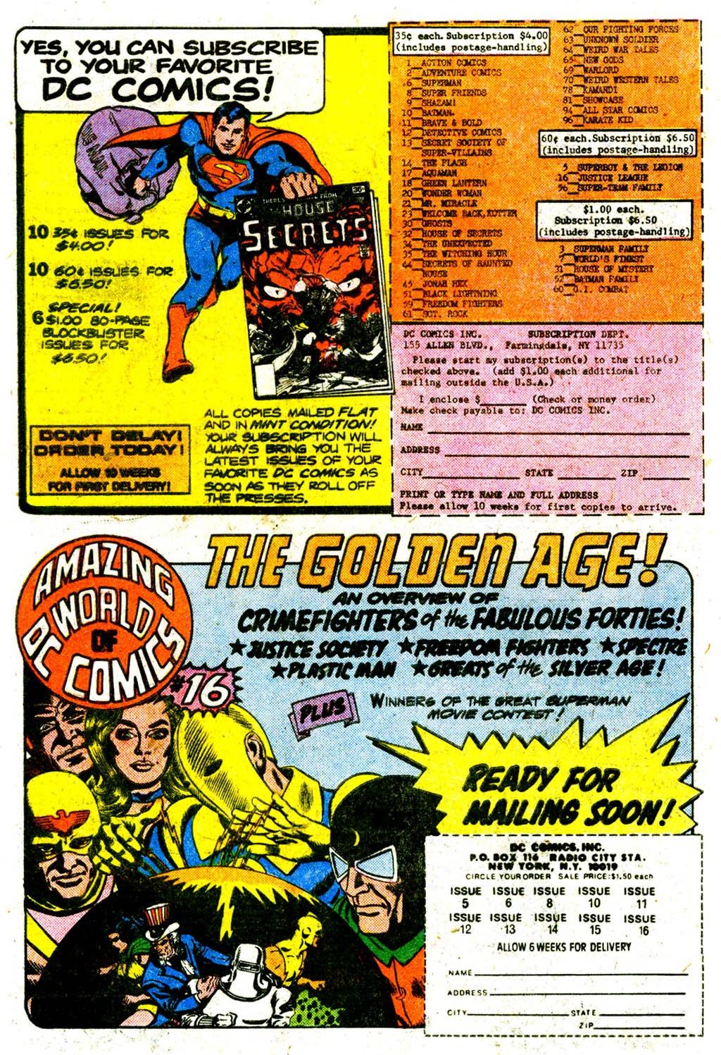 Read online Sgt. Rock comic -  Issue #313 - 29