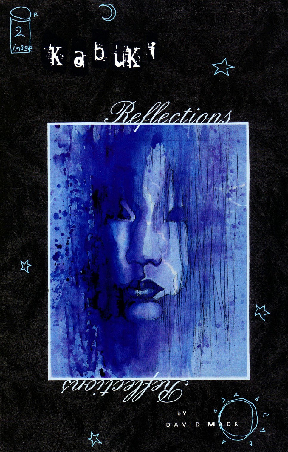 Read online Kabuki: Reflections comic -  Issue #2 - 1