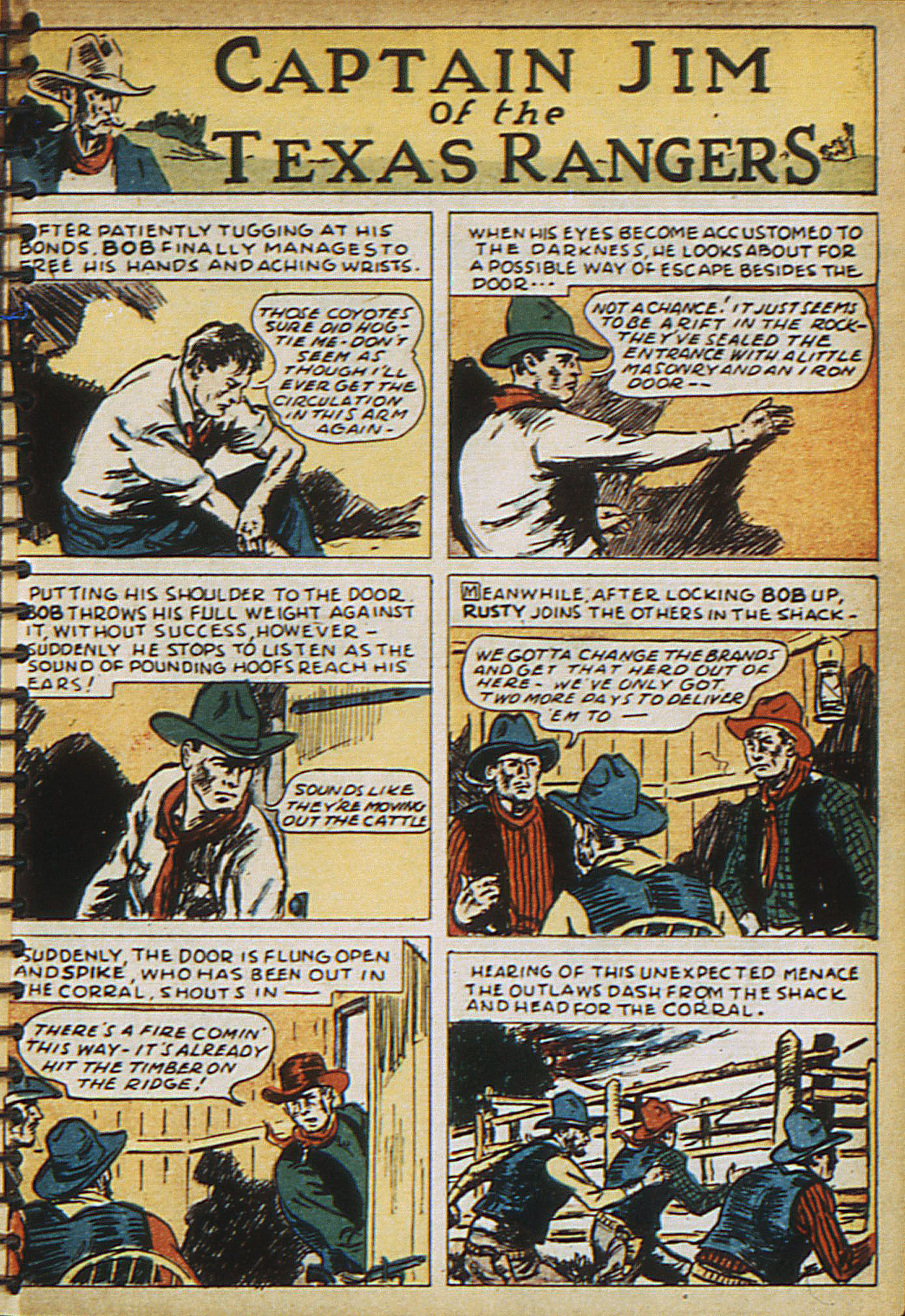 Read online Adventure Comics (1938) comic -  Issue #18 - 4