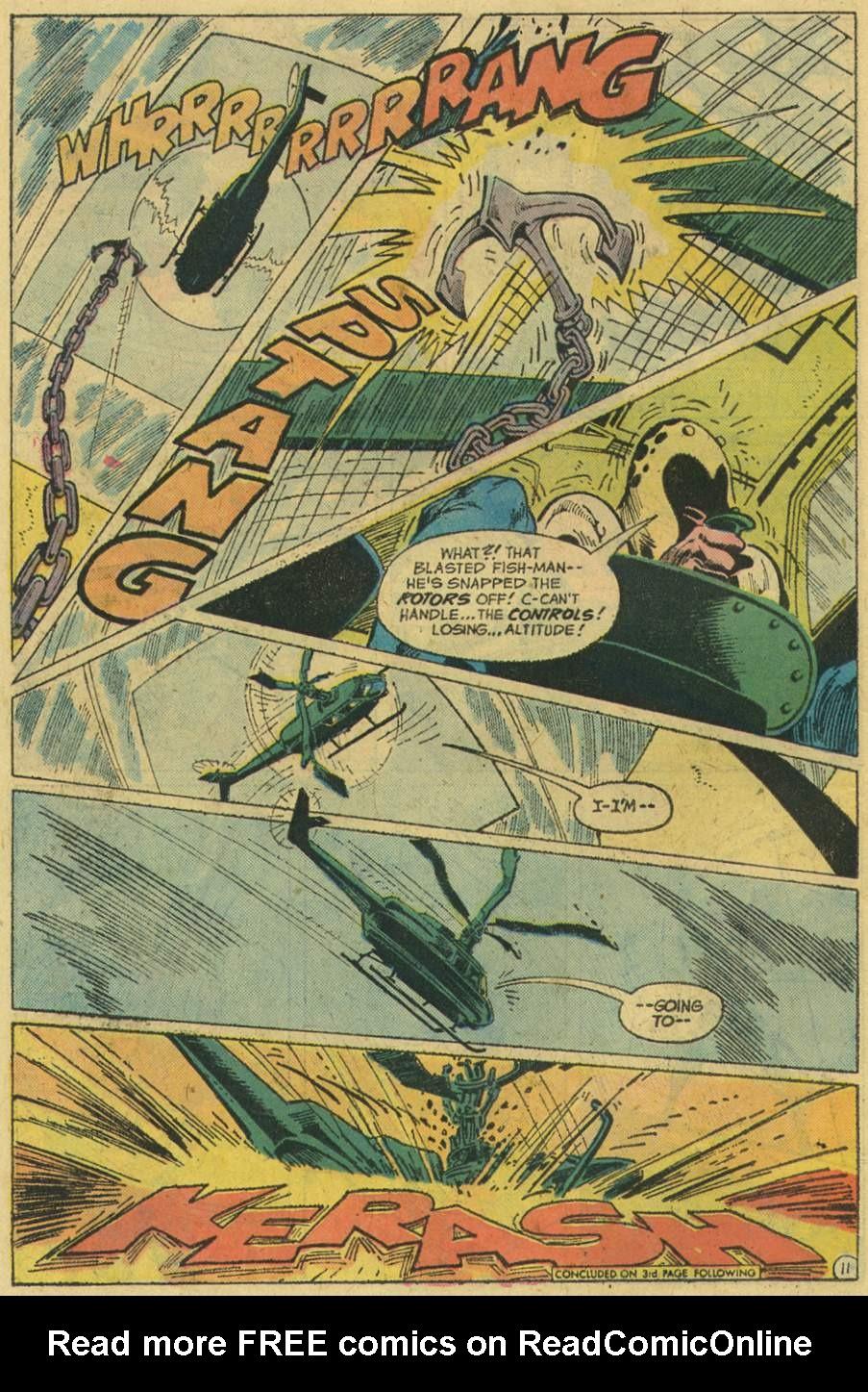 Read online Adventure Comics (1938) comic -  Issue #443 - 22