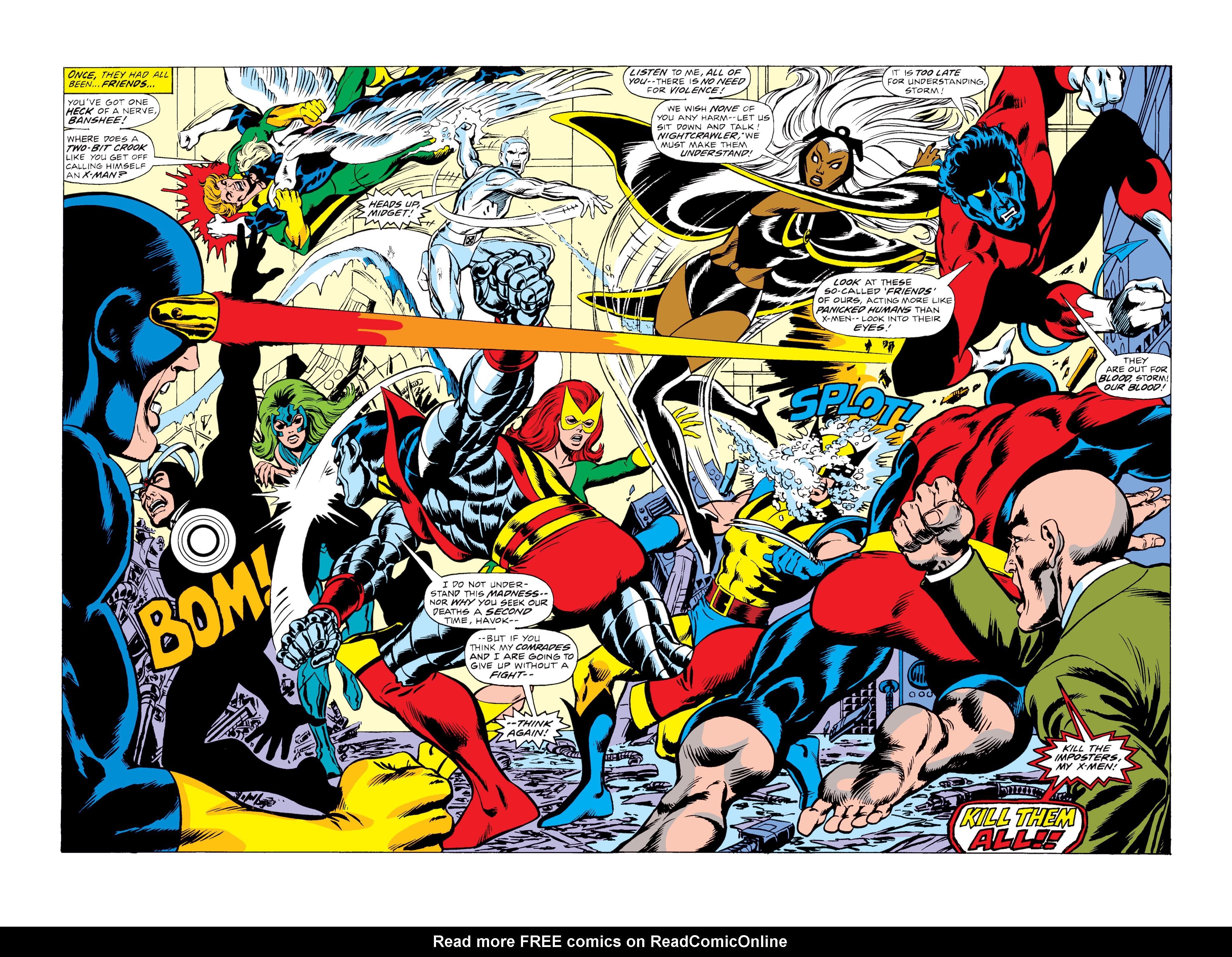 Uncanny X-Men (1963) 100 Page 2