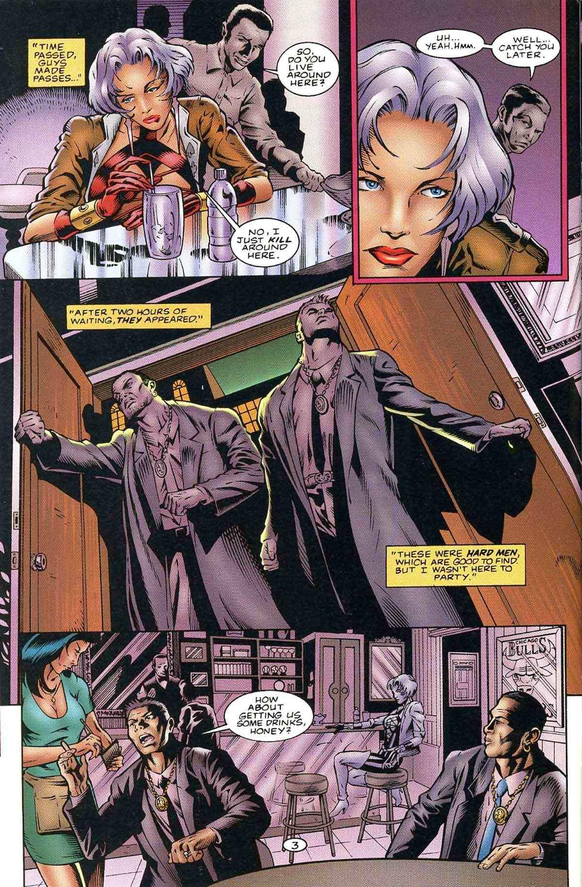Read online Ultraverse Premiere comic -  Issue #10 - 14