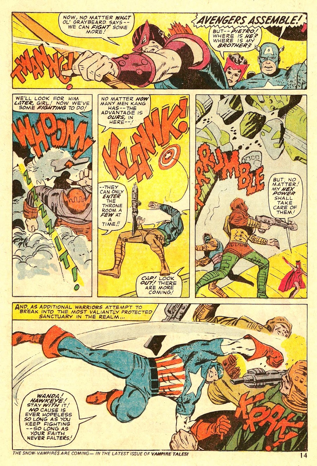 Marvel Triple Action (1972) issue 18 - Page 16
