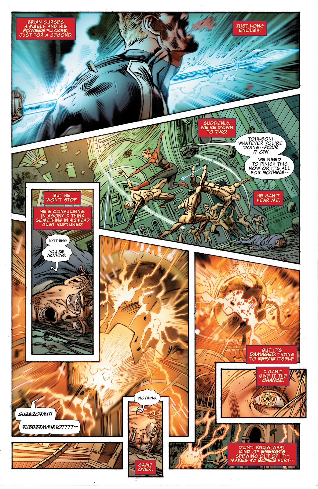 Read online Age of Ultron Companion comic -  Issue # TPB (Part 1) - 42