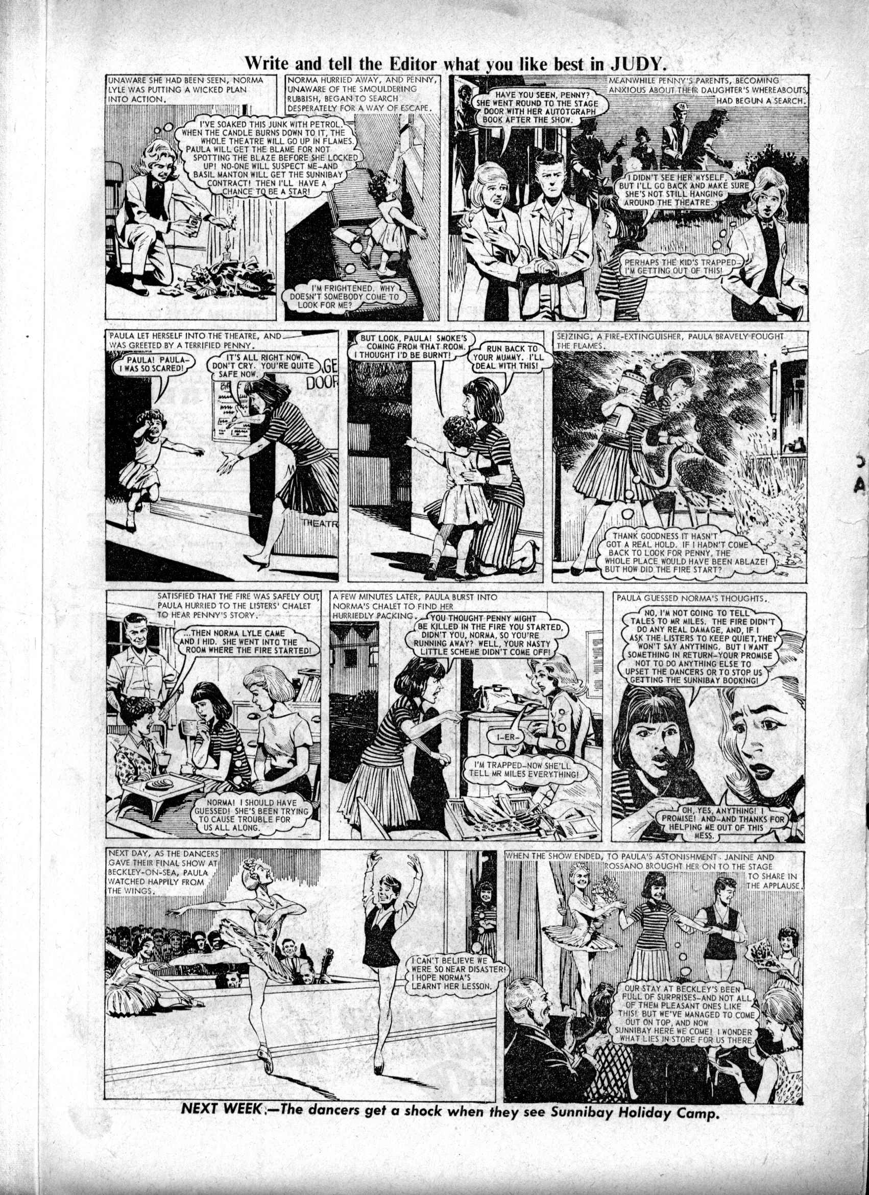 Read online Judy comic -  Issue #224 - 25