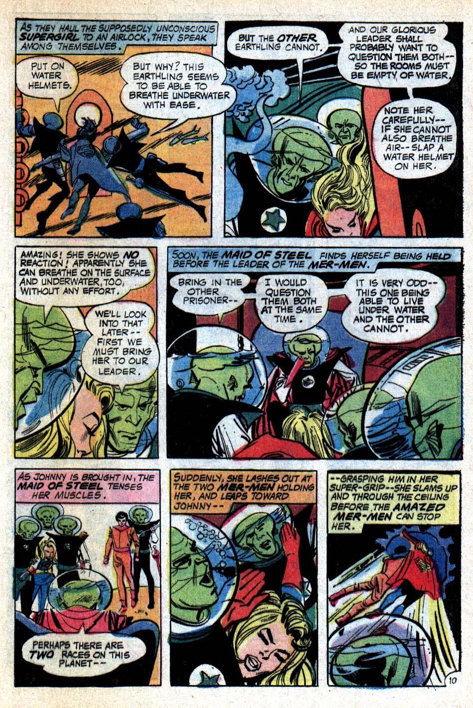 Read online Adventure Comics (1938) comic -  Issue #409 - 13