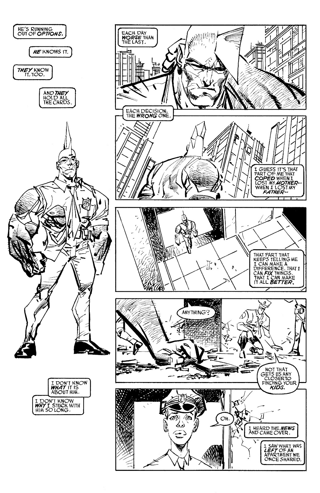 Read online Savage Dragon Archives comic -  Issue # TPB 6 (Part 5) - 11
