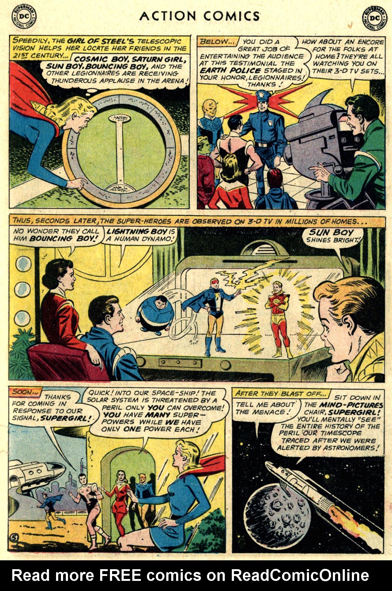 Action Comics (1938) 287 Page 22