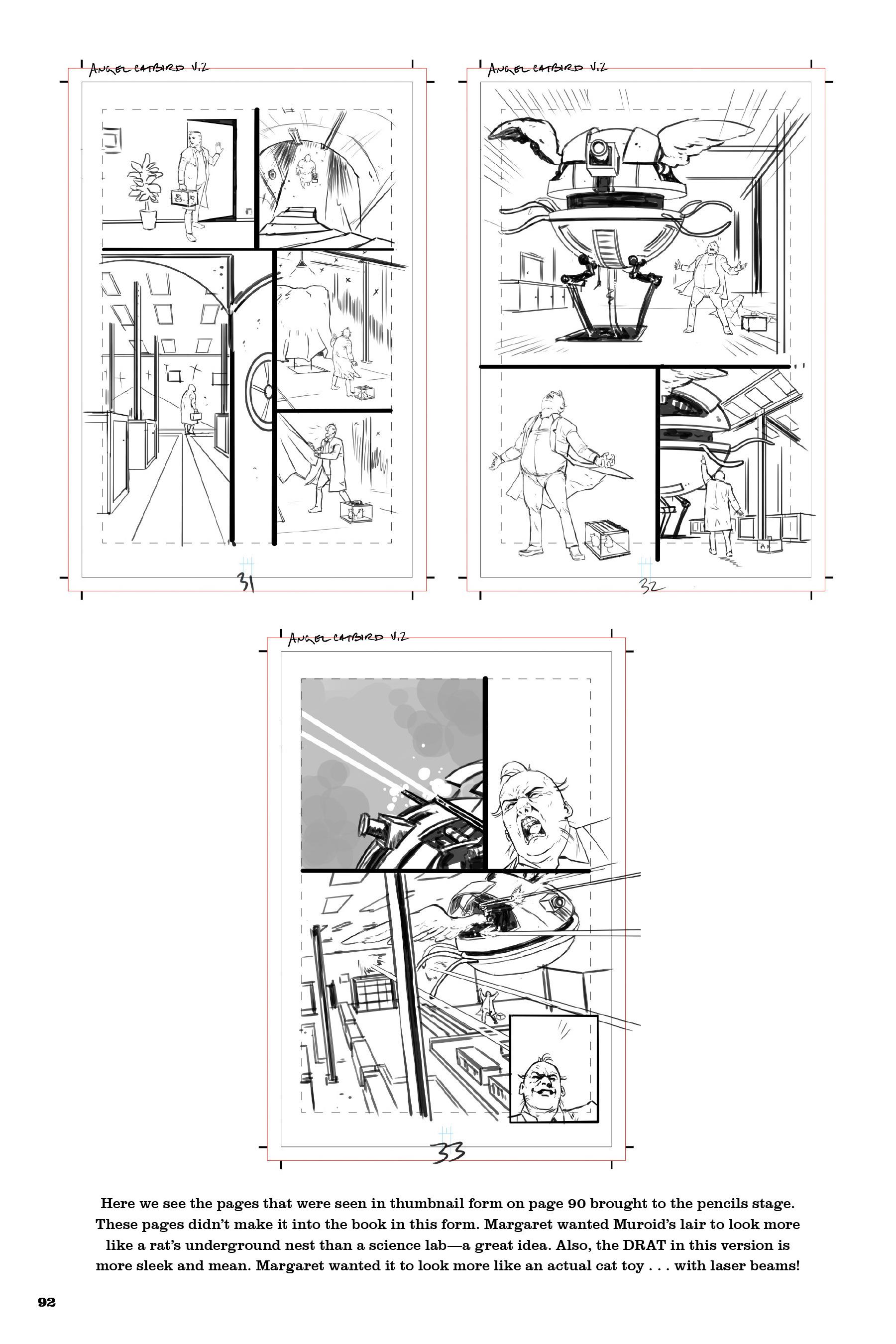 Read online Angel Catbird comic -  Issue # TPB 2 - 93