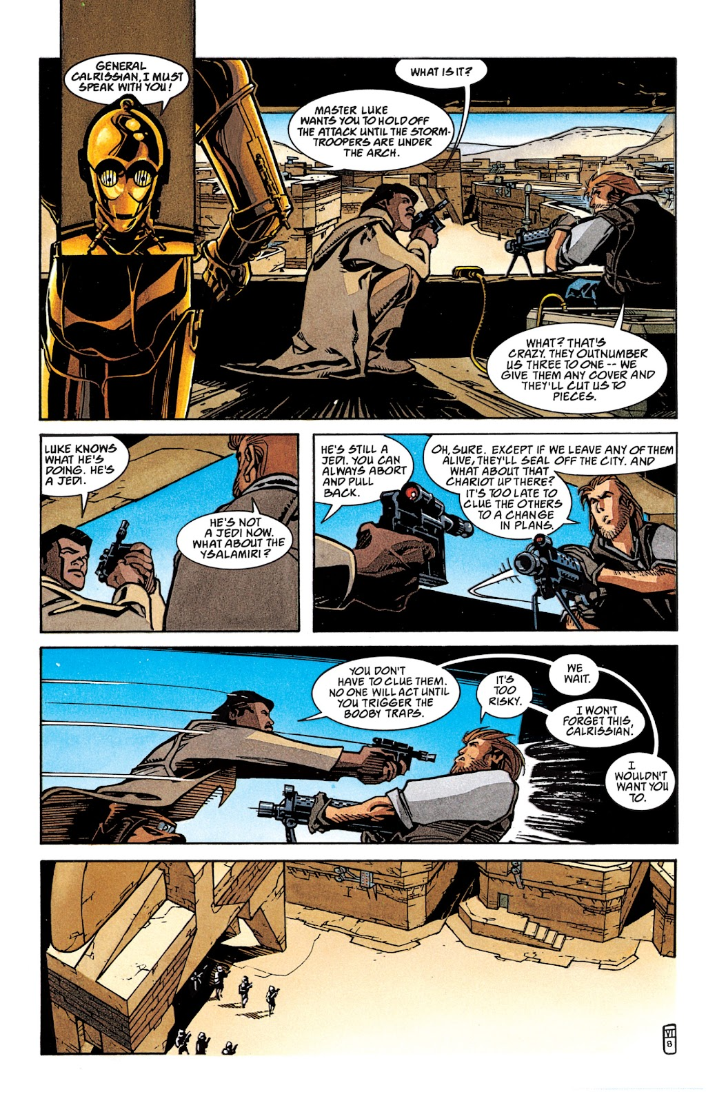 Read online Star Wars Legends: The New Republic - Epic Collection comic -  Issue # TPB 4 (Part 2) - 32