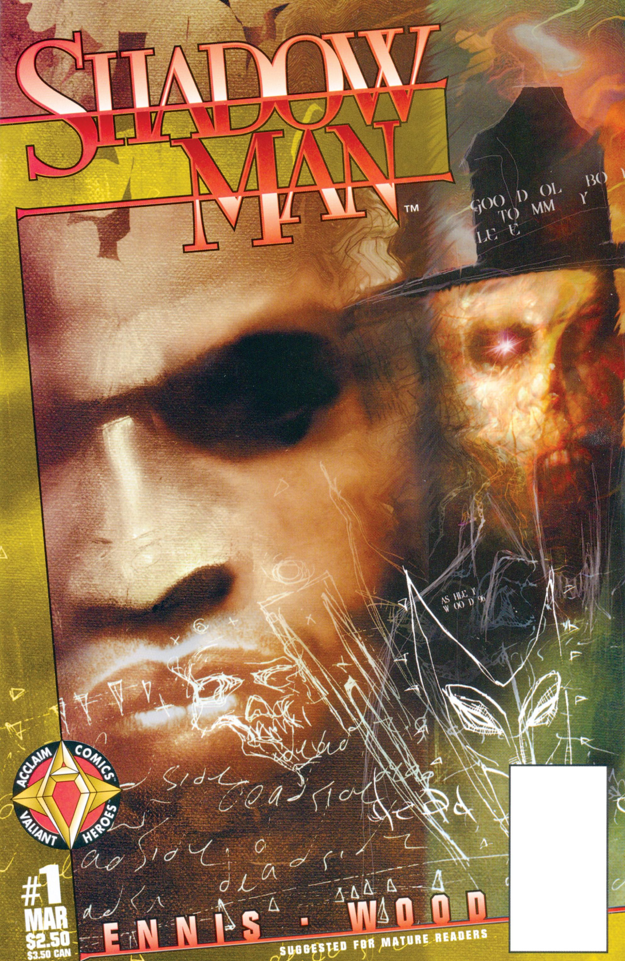 Read online Shadowman (1997) comic -  Issue #1 - 1