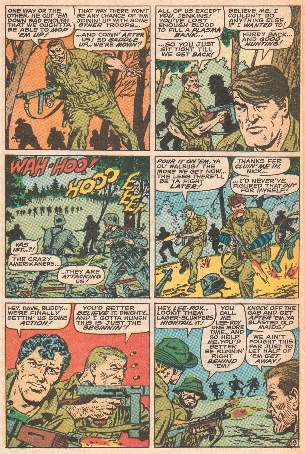 Read online Sgt. Fury comic -  Issue #70 - 28