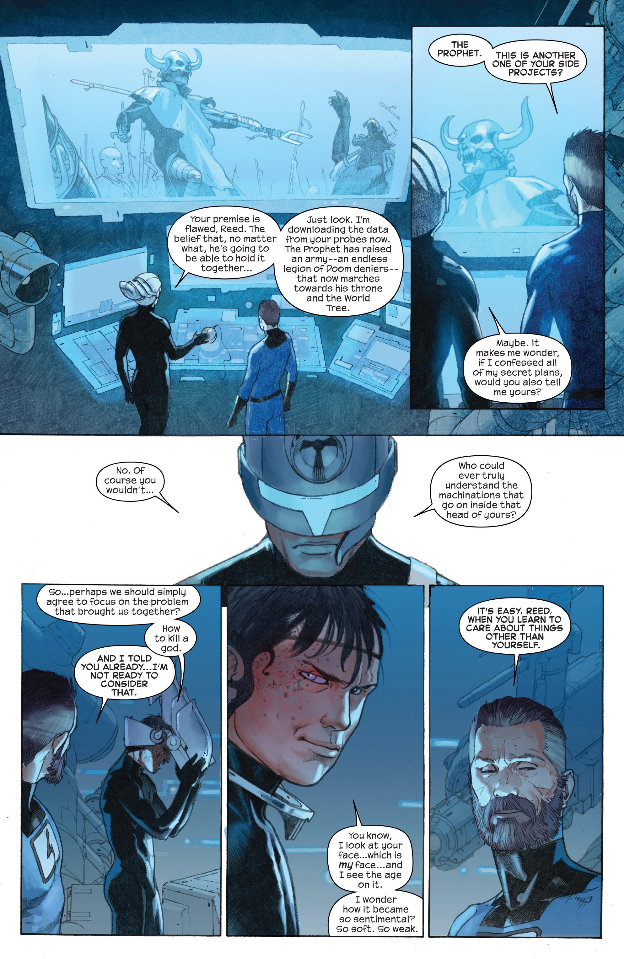 Read online Secret Wars comic -  Issue #6 - 11