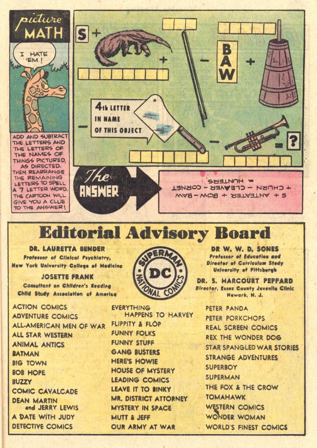 Read online Wonder Woman (1942) comic -  Issue #62 - 19