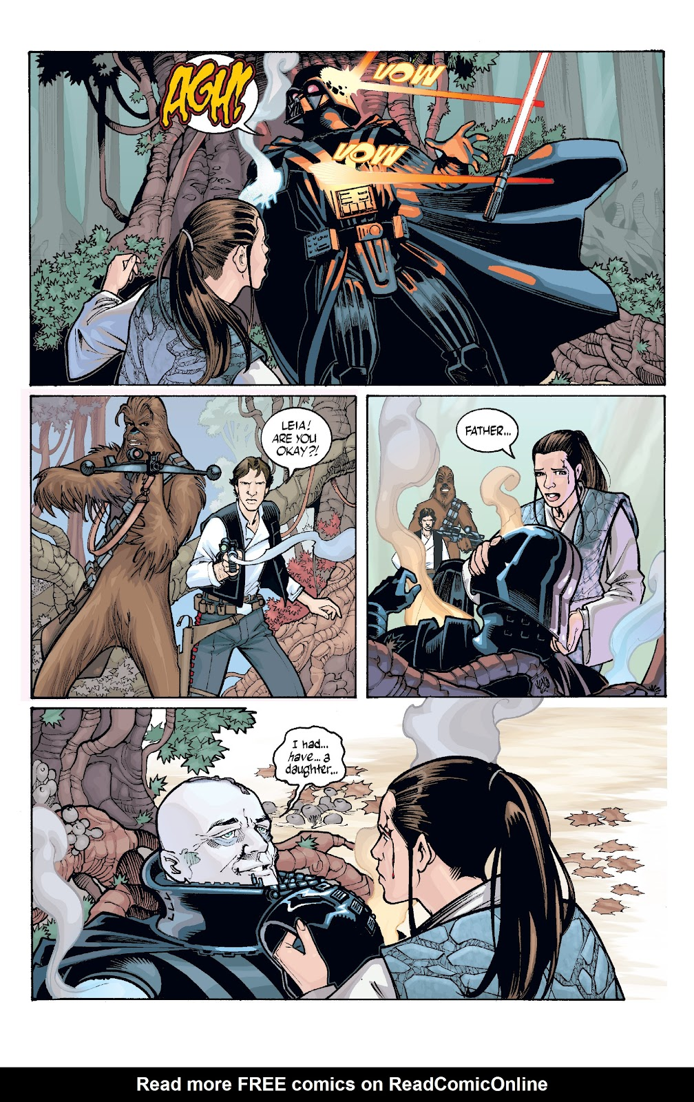 Read online Star Wars Legends: Infinities - Epic Collection comic -  Issue # TPB (Part 2) - 92