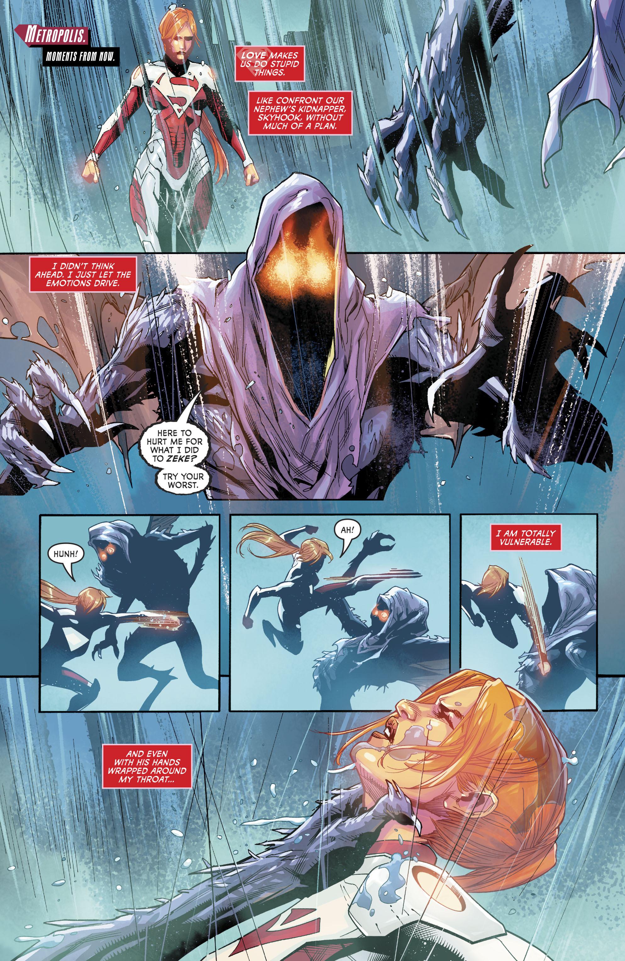Read online Superwoman comic -  Issue #10 - 21