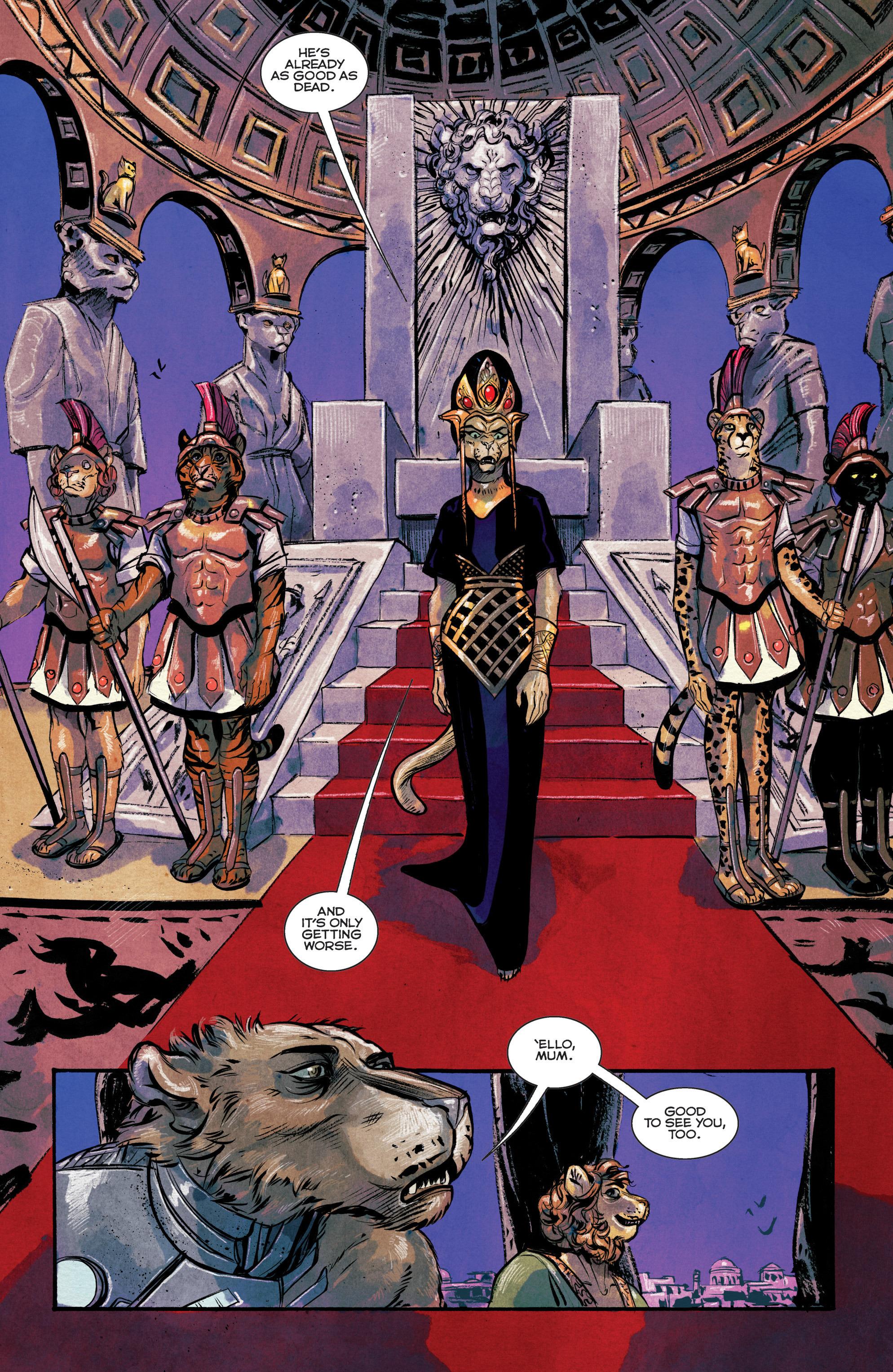 Read online Shutter comic -  Issue #15 - 18