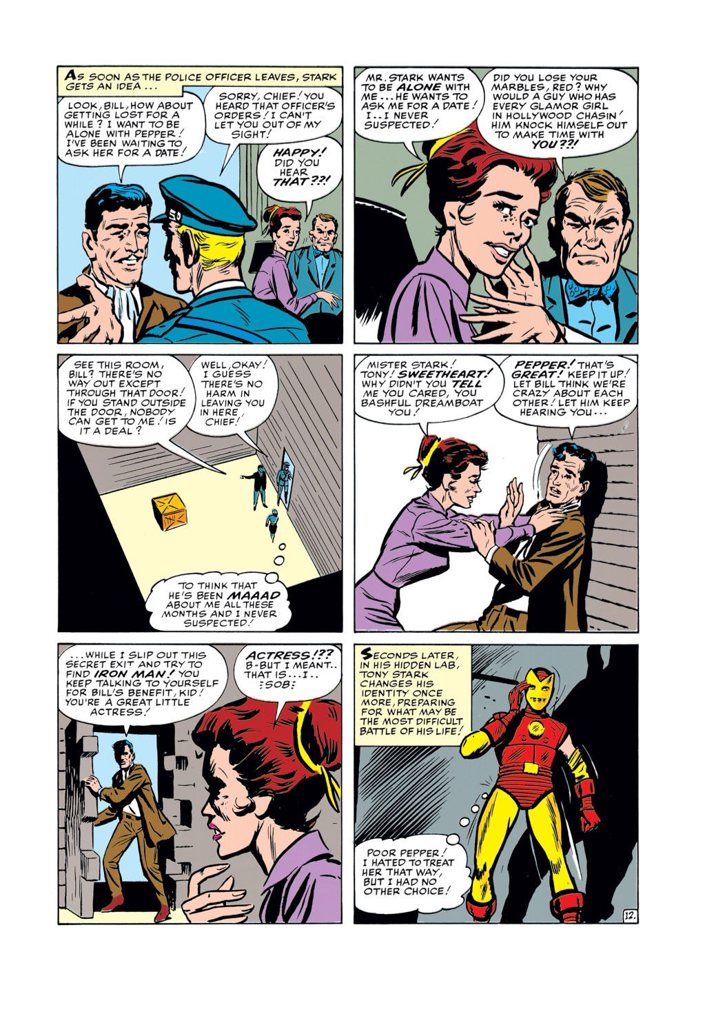 Tales of Suspense (1959) issue 48 - Page 13