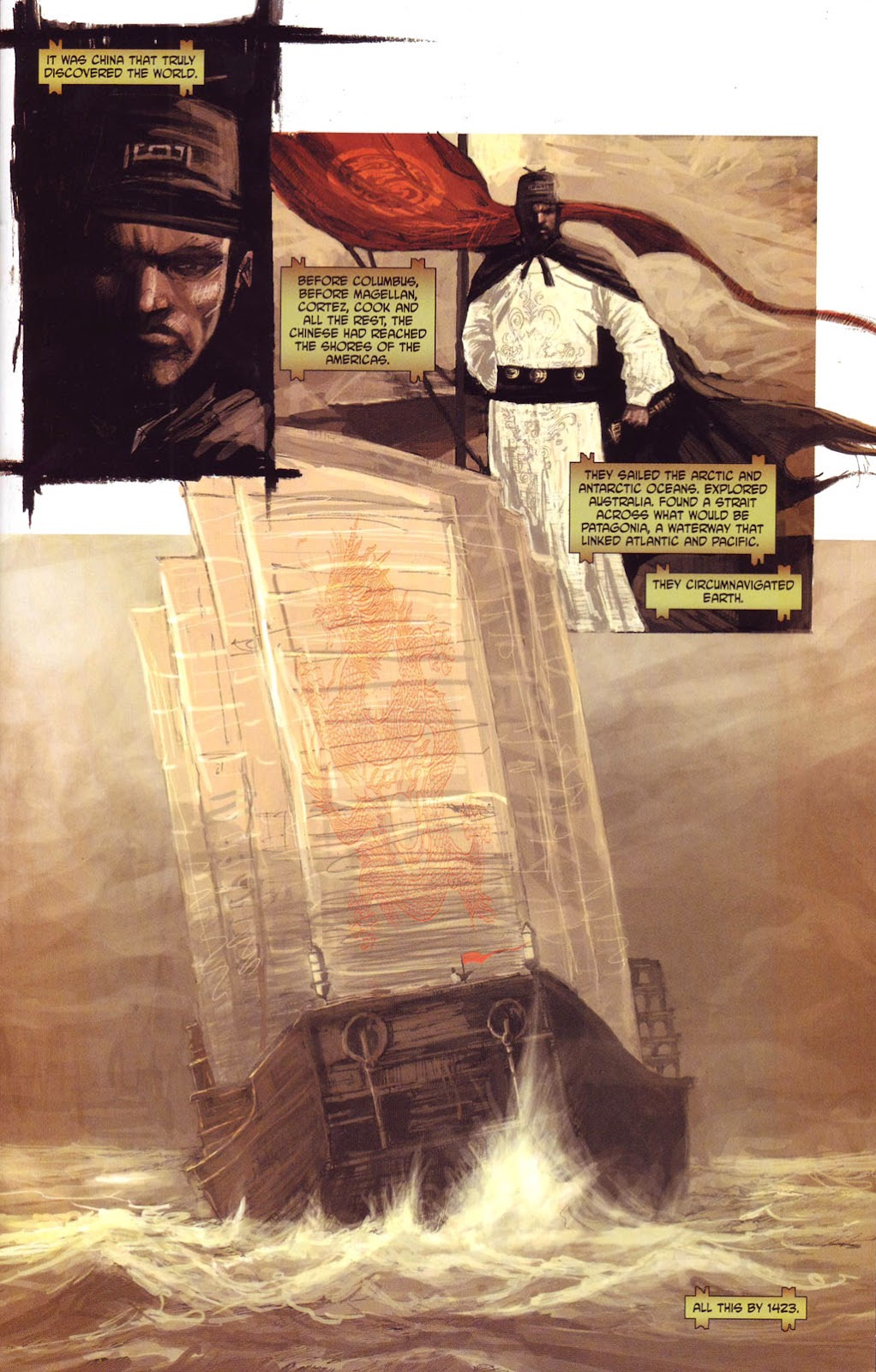7 Brothers issue 1 - Page 3