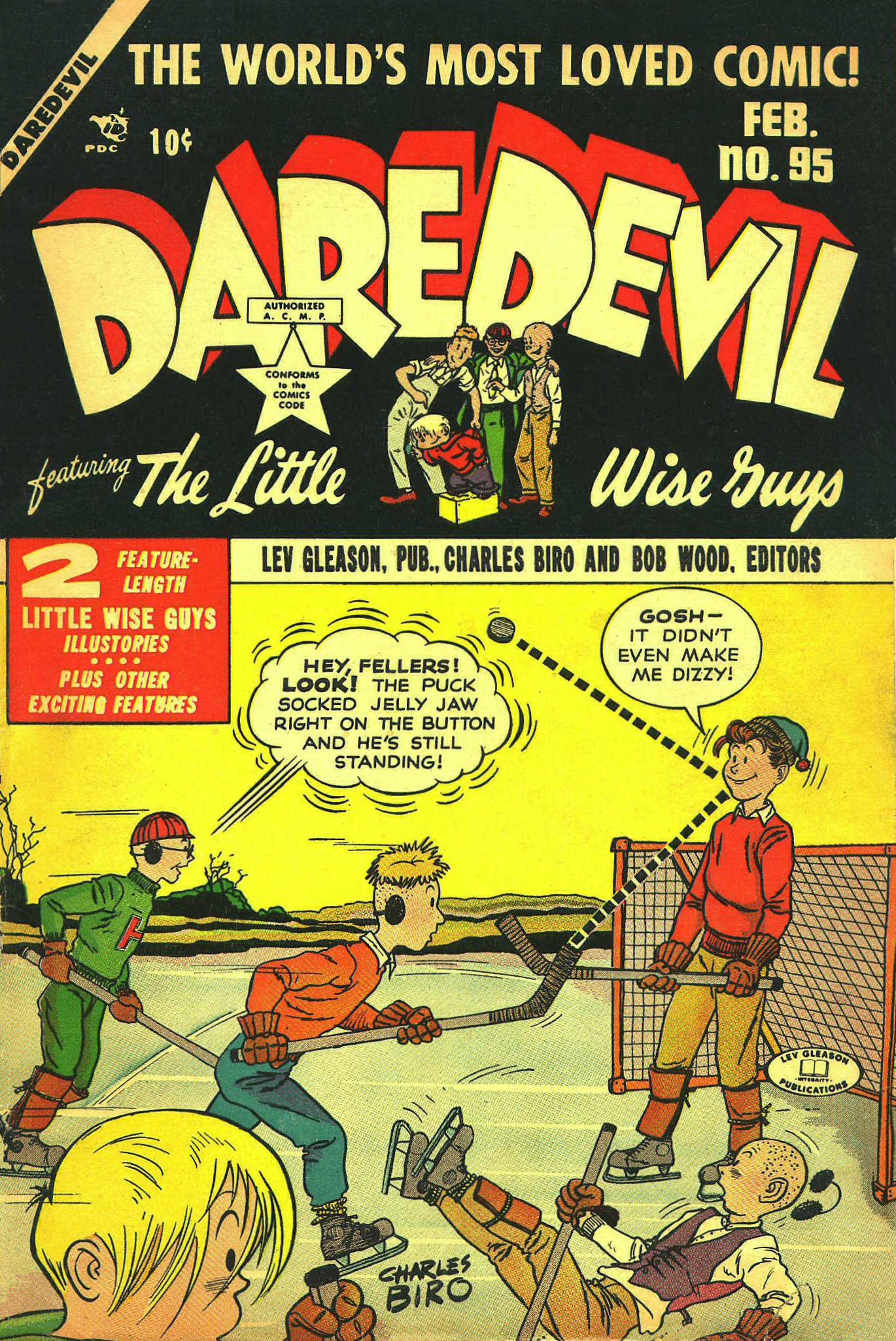 Daredevil (1941) 95 Page 1